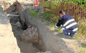Los restos arqueológicos obligan a cambiar el proyecto del Molino de la Pólvora