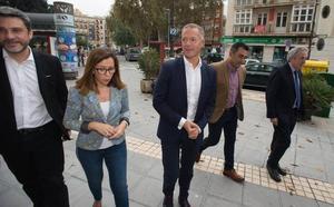 Ander Gil: «El borrador de PGE de 2019 le sienta como un guante a Murcia»