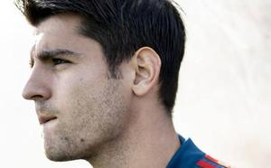 Álvaro Morata: «Por fin ahora disfruto de nuevo; era cuestión de ajustar la cabeza»