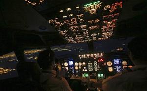 La extraña visión de tres pilotos distintos en el cielo: «Fue una luz muy brillante que desapareció a muy alta velocidad»