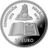 La moneda de 10 euros que ya está en circulación en España