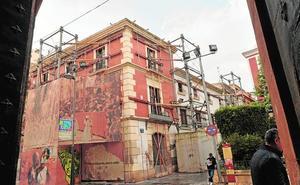 Otro proyecto prevé ocho viviendas con garaje frente a la capilla del Rosario