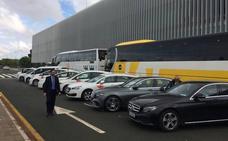Los pasajeros de Corvera podrán llegar en autobús a Murcia, Cartagena y el Mar Menor