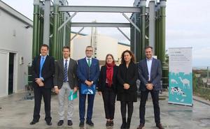El centro de recursos marinos del IMIDA cuenta con una nueva planta de cultivo de microalgas
