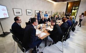 La Fundación Ramón Gaya se renueva con cuatro nuevos patronos