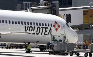 Volotea abrirá una nueva ruta desde Asturias a Murcia en mayo de 2019