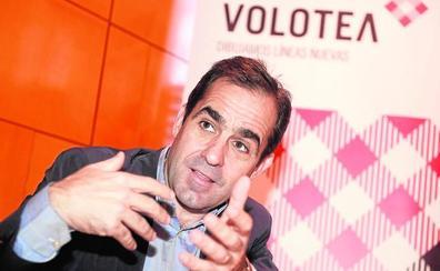 Carlos Muñoz: «Apoyamos el aeropuerto con esta primera ruta de Volotea a Asturias»