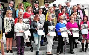 Policías solidarios contra el cáncer