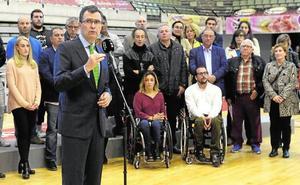 Casi 800.000 euros para impulsar el deporte en barrios y pedanías