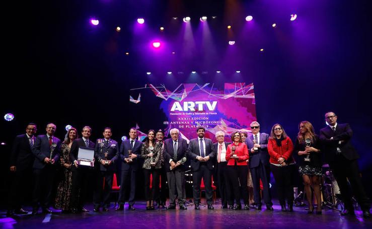 Premios Antenas y Micrófonos de Plata 2018