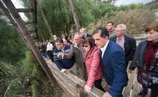 Narbona: «Ninguna ley podrá evitar que, si no hay agua, no llegue el trasvase»