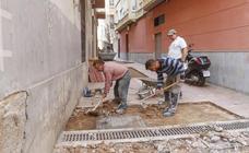 Lavado de cara del centro urbano de Cartagena