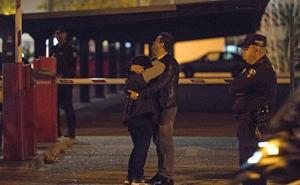 Un hombre apuñala mortalmente a su expareja en una tienda de Palma