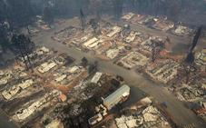 California reparte culpas mientras suben los muertos por los incendios