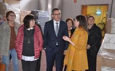 Narbona: «Que el consejero le pregunte a su padre qué hacía yo para que llegara agua a Murcia»