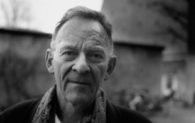 Recital de poesía de Henrik Nordbrandt