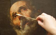 'Místicos': un impulso a la restauración de arte en Caravaca