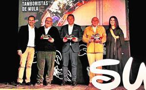 Los tamboristas celebran su 30 aniversario