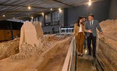 Musealizan la sinagoga del castillo de Lorca