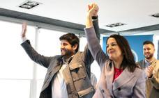 María Antonia Abril será la candidata del PP a la alcaldía de Bullas