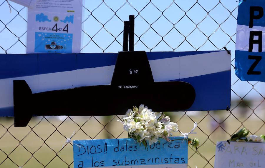 Las historias de los tripulantes del submarino ARA San Juan