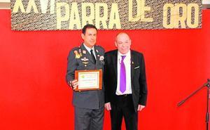 La Academia General del Aire recibe la Parra de Oro