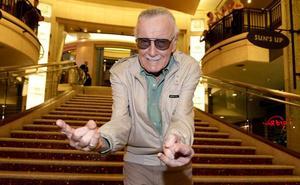 Stan Lee, así se forjó el mito