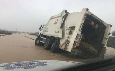 Los regantes piden que las parcelas afectadas por la lluvia se declaren como 'zona catástroficas'