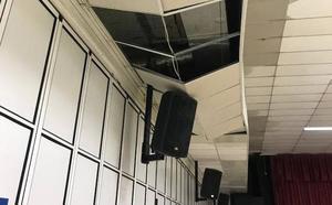 Varios municipios de la Región suspenden las clases por el temporal