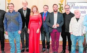 Jesús Aguado se alza con el XXXII Premio Internacional de Poesía Oliver Belmás