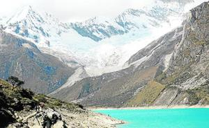 Ingenio murciano frente al deshielo de los Andes