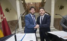 PP y Ciudadanos pactan 85 medidas para aprobar el Presupuesto regional de 2019 antes del 31 de diciembre