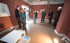 El Centro de Visitantes de la Contraparada ya rehabilitado podría abrir sus puertas en primavera