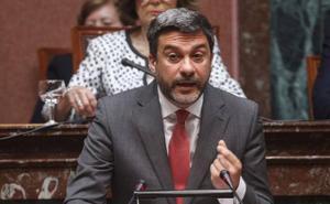 Joaquín López (PSOE): «Estos presupuestos son tan ficticios como los anteriores»