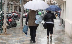Las lluvias volverán con menos fuerza a la Región durante el jueves y el viernes
