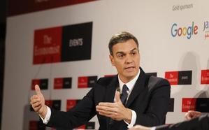 Sánchez: «Si no aprobamos los Presupuestos, mi vocación de agotar la legislatura se ve acortada»