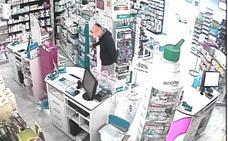 Un detenido en Cieza tras cometer varios hurtos en una farmacia