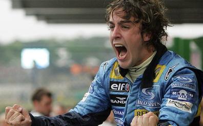 Los siete Grandes Premios que marcaron la carrera de Fernando Alonso en F1