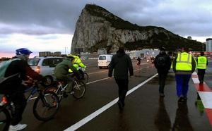 May insiste en que no excluirá a Gibraltar de las negociaciones sobre la relación futura con la UE