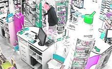Identificado por las videocámaras tras realizar hurtos en una farmacia de Cieza