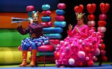 El Teatro Real lleva 'El gato con botas' a escuelas de toda España