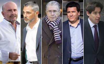 Alonso iba a unirse a Granados, Marjaliza y otros empresarios en una empresa llamada Yanga