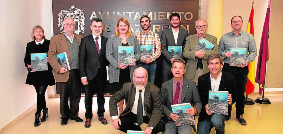 Los investigadores del pecio fenicio de Mazarrón editan sus conclusiones en un libro