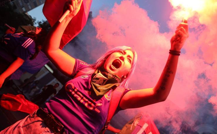 Chile contra la violencia machista