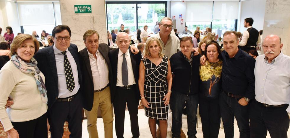 Homenaje por su jubilación a Rosa Blanco, coordinadora del equipo de trasplantes