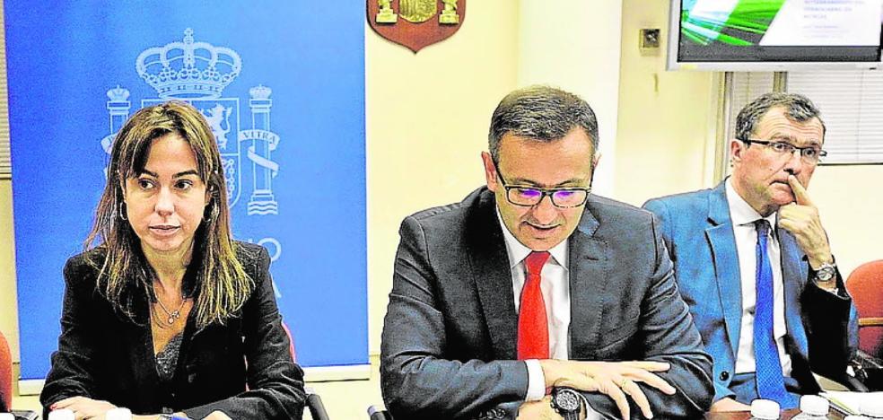 Isabel Pardo: «En marzo queremos tener el AVE en pruebas hasta Beniel»