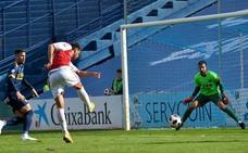 Los goles del derbi murciano en La Condomina (2-1)