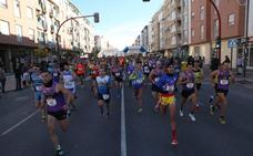 Andrés Mico y Wafiya Benali se llevan la Media Maratón de Lorca