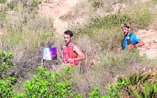 Díaz Pozo sigue siendo el rey de la Cartagena Trail