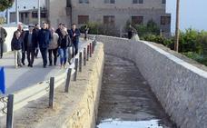 Refuerzan las acequias de Barreras y Aljufía para que sigan funcionando tras diez siglos